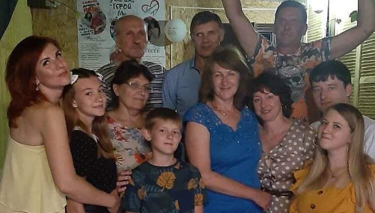 Видеопосвящение юбиляру Сергею Клименко поступило на фотоконкурс  «Мой день рождения»
