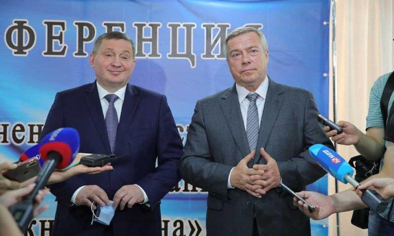 Главной темой конференции в Волгодонске стала проблема сохранения водных ресурсов в регионе