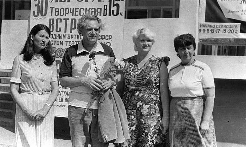 Леонид Марков: «Радость не длится вечно»