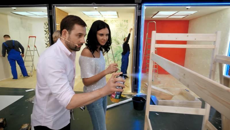 Шахтинка Нина Макевичева приняла участие в первом выпуске шоу «Битва дизайнеров»