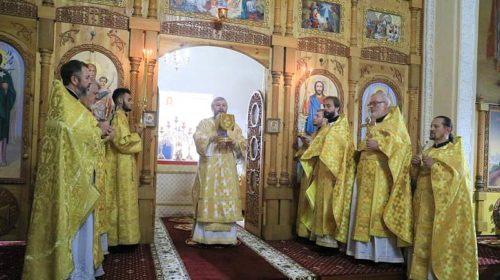 Владимирский храм г.Шахты в День Крещения Руси отметил престольный праздник