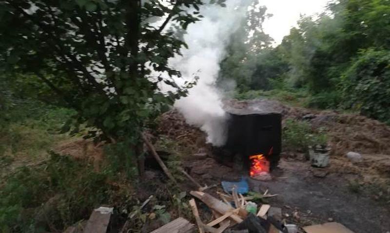 В Шахтах проводятся рейды по недопущению пожаров