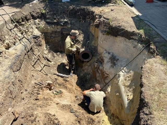 Водоснабжение в городе Шахты восстановлено