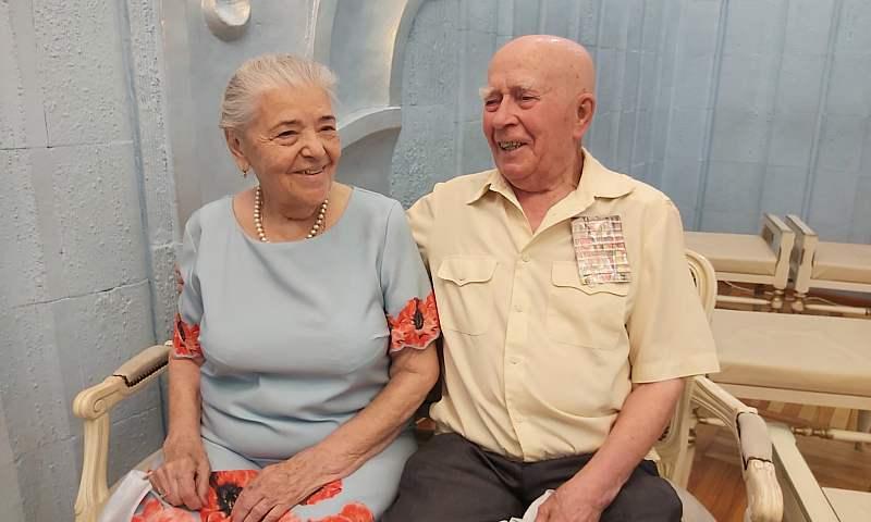 Петр и Лидия Степыгины вместе больше полувека