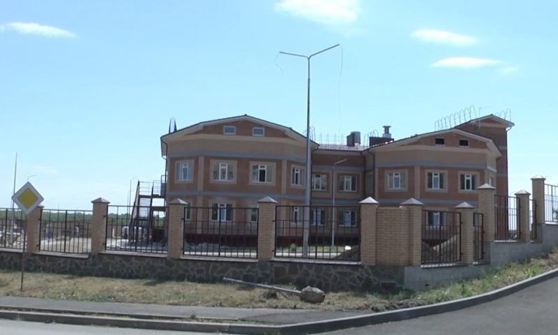 Завершается строительство детского сада в поселке ХБК г. Шахты