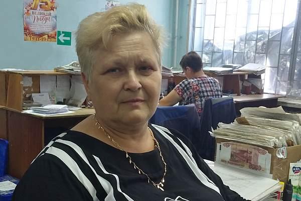 Татьяна ГЕМБИЦКАЯ, оператор: