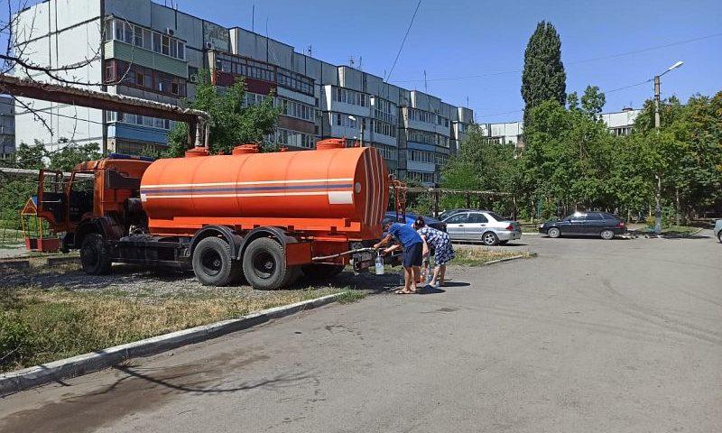 Срочно! Отключена подача воды в поселки Аютинский и Таловый из-за аварии на водоводе