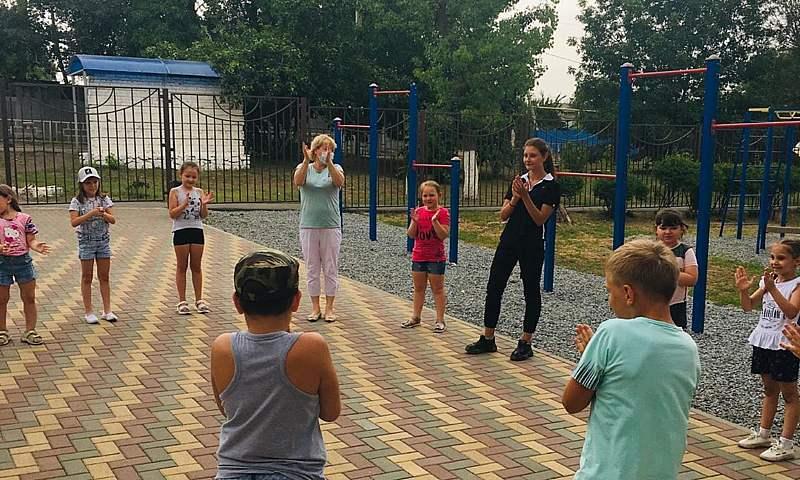 В г.Шахты открыты 35 пришкольных лагерей