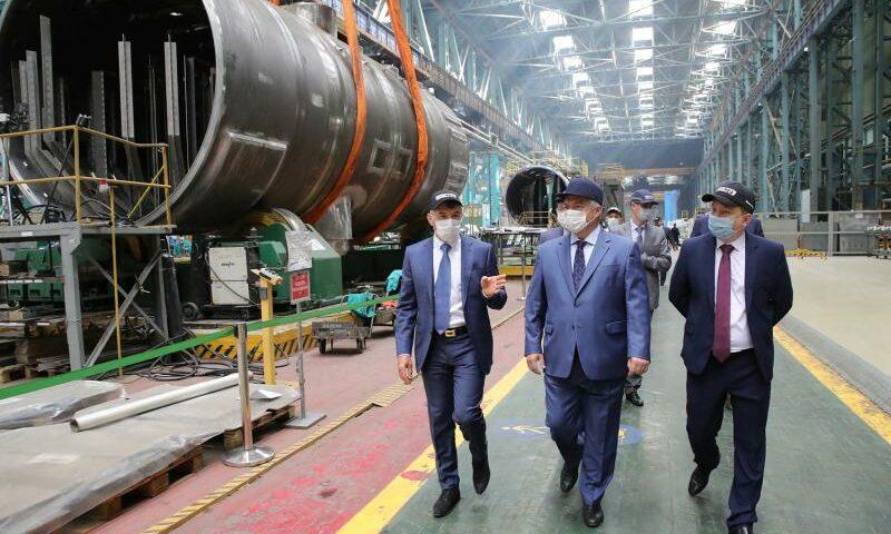 На Дону начата отгрузка парогенераторов для первой атомной электростанции Турции