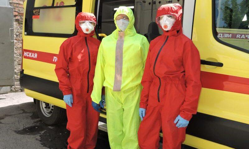 13 августа в Шахтах заболели коронавирусом четыре человека