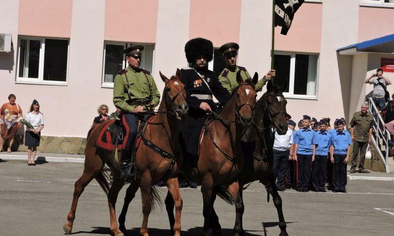 1 сентября отмечается День российского казачества