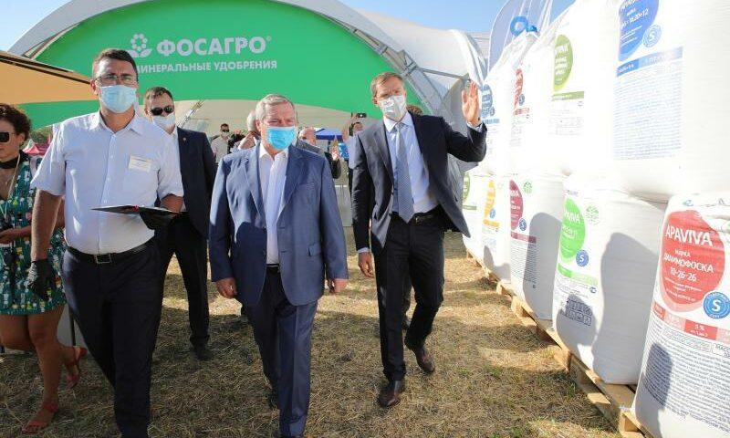Сев озимых под урожай-2021 начнется в Ростовской области через неделю