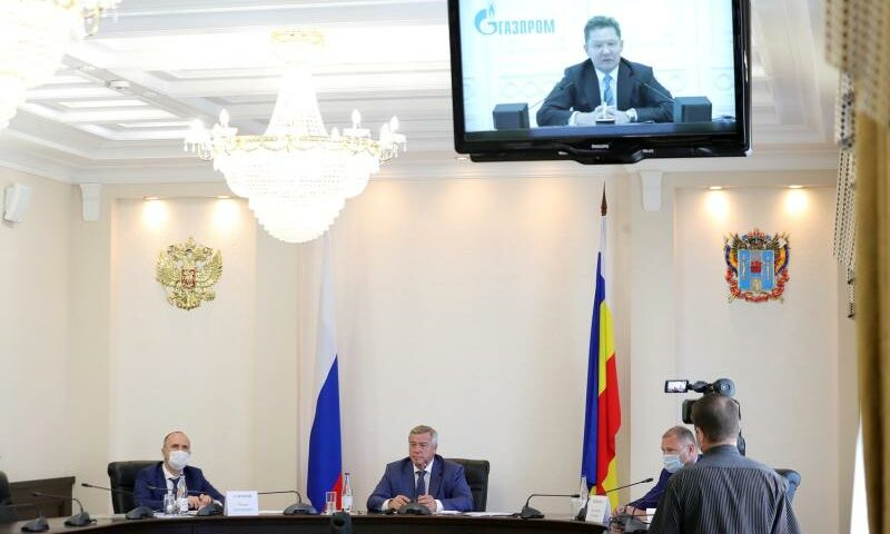 Утверждена программа газификации донского региона до конца 2025 года