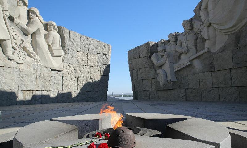 На Дону открылся Народный военно-исторический музейный комплекс «Самбекские высоты»