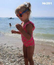Анастасия Алексеенко, 3 года