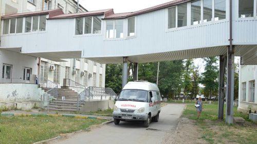 В ковидном госпитале г.Шахты скончались 71-летний мужчина и 55-летняя женщина