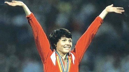 Королева спринта Людмила Кондратьева стала олимпийской чемпионкой в Москве