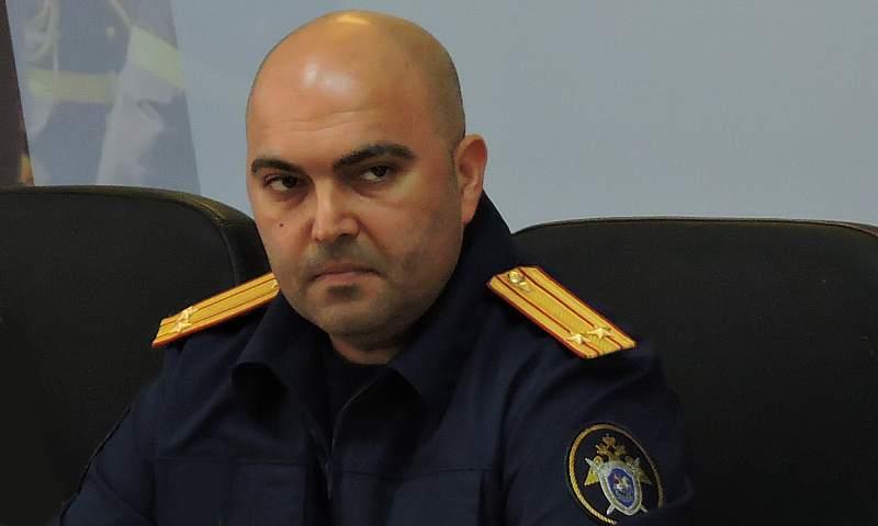 Подполковник юстиции Александр  Мелкумян занял призовое место  в конкурсе «Лучший сотрудник СК РФ»