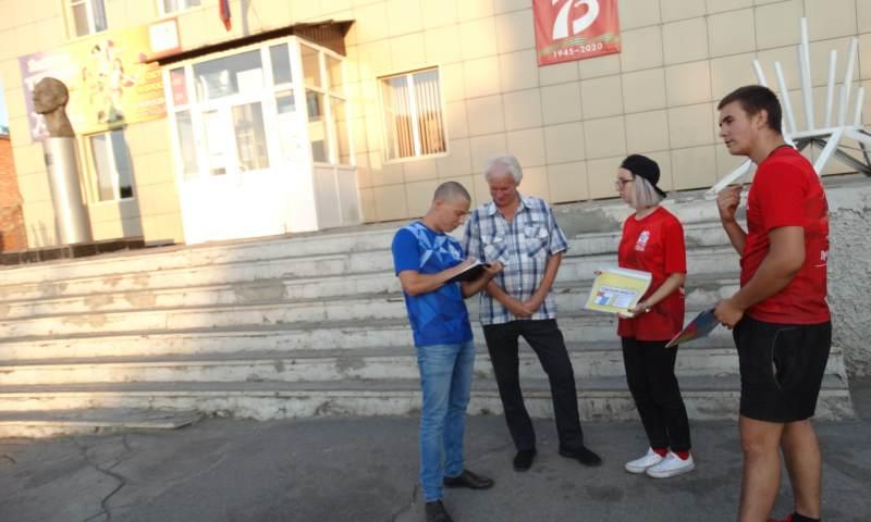 Клуб им.Красина г.Шахты принимает участие в конкурсе «Сделаем вместе»