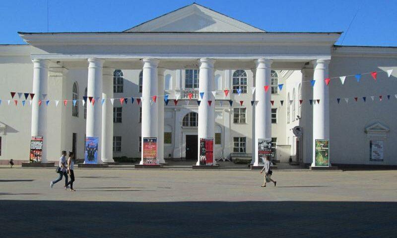 Шахтинский драматический театр запускает новый проект к юбилею города (ВИДЕО)