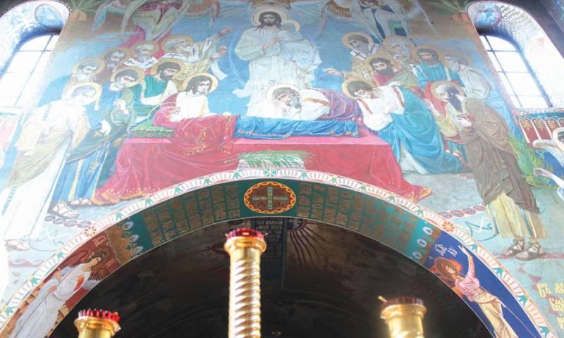 Сегодня – Успение Пресвятой Богородицы