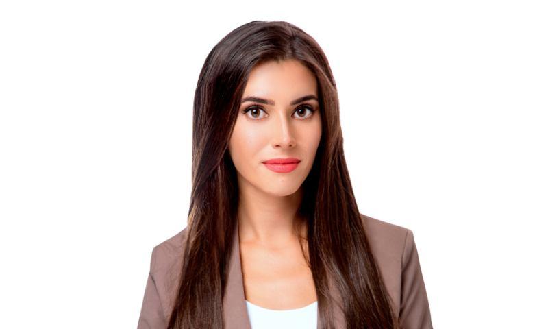 Шахтинка Анна Игумнова вошла в финал конкурса «Мисс офис–2020»