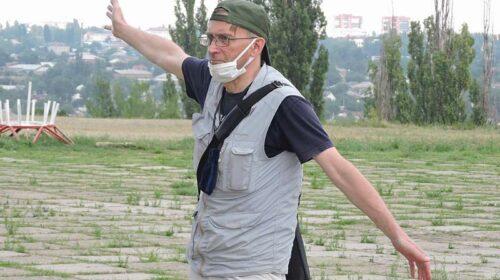 Известный журналист-блогер Эрик Соловьев побывал в Шахтах