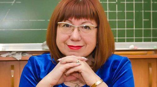 Наталья АЗАРОВА, учитель русского языка и литературы школы №21: