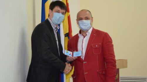 Шахтинские депутаты получили удостоверения