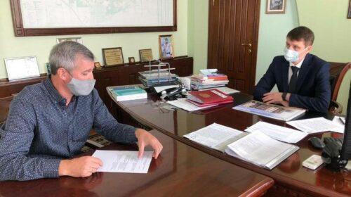 На улице Калинина в г.Шахты возобновлено строительство жилых домов