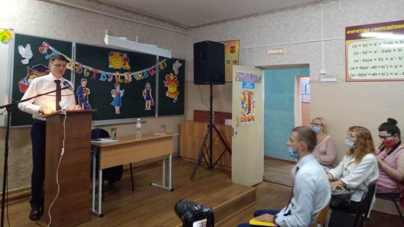 Глава администрации Андрей Ковалев встретился с жителями поселка ХХ лет РККА