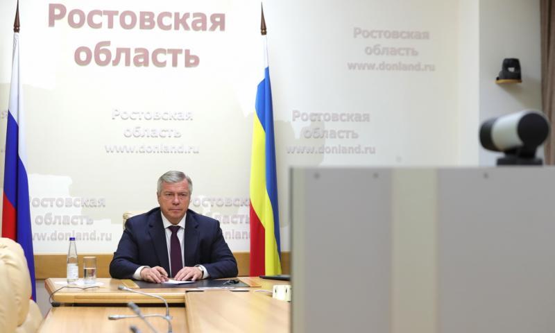 Василий Голубев: «После вступления в должность на работу пришел, как в первый раз»