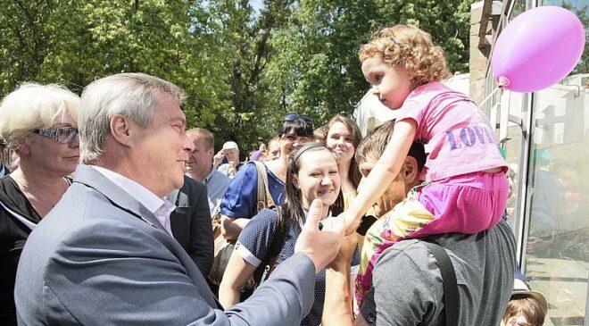 В Ростовской области направлены дополнительные средства на софинансирование федеральной выплаты детям от 3 до 7 лет