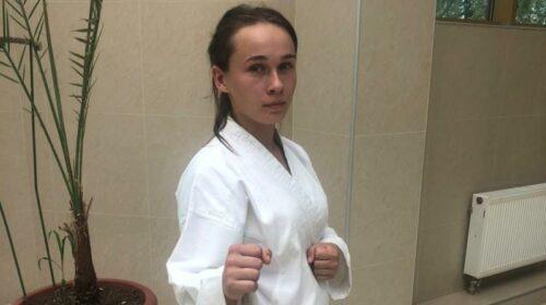 Шахтинка Александра Кондратенко стала серебряным призером чемпионата России по всестилевому каратэ