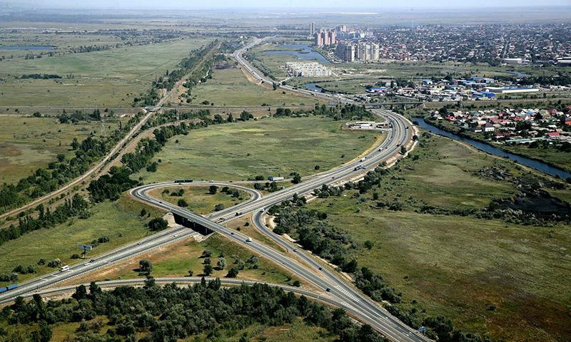 Строительство Ростовского транспортного кольца будет ускорено