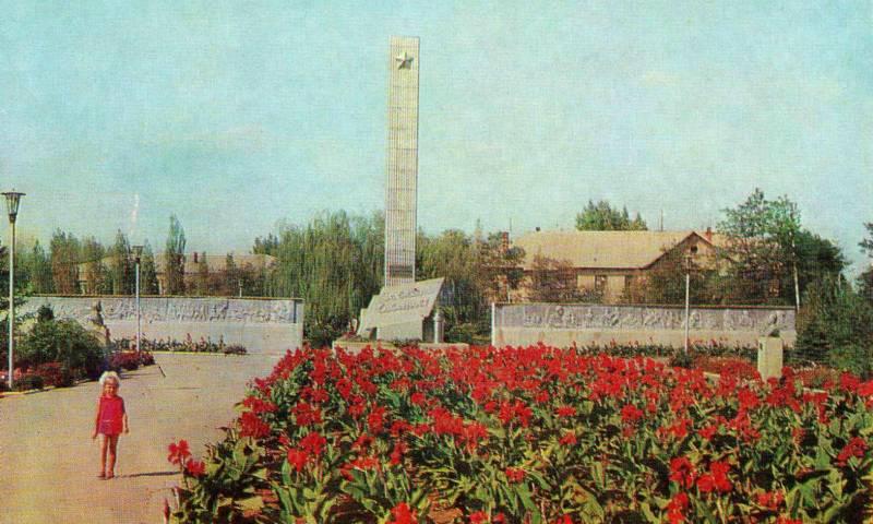 Проект «Былое»: достопримечательности и памятники города Шахты