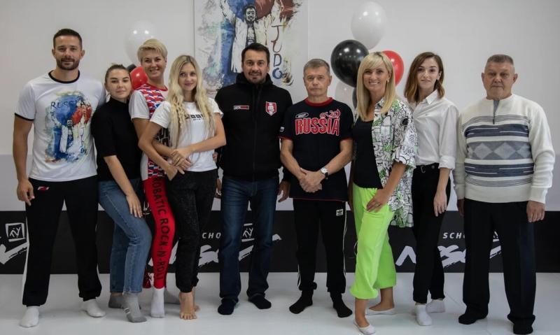 В Шахтах открылась Школа боевых искусств имени Дмитрия Носова