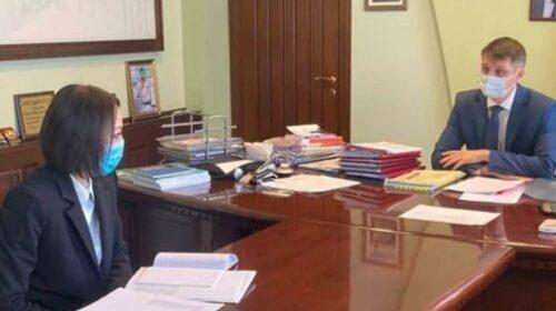 Глава администрации г.Шахты Андрей Ковалев провел ряд совещаний