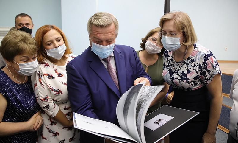 Третий виртуальный концертный зал появился в Ростовской области