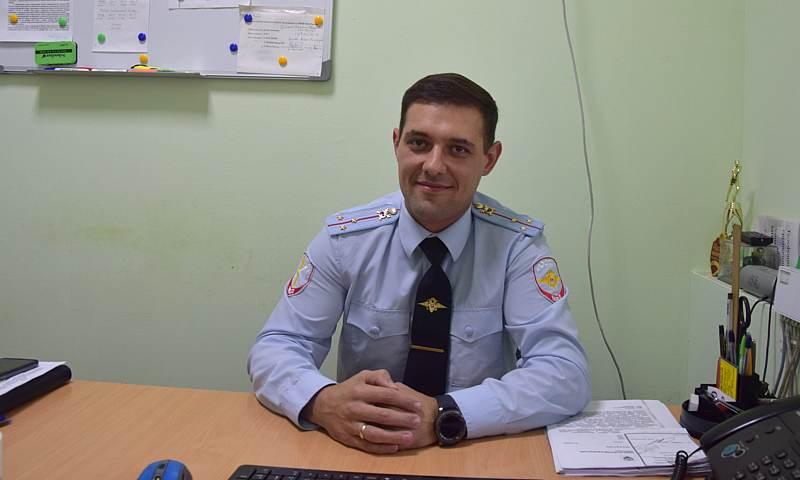 Работа в полиции начинается с кадров