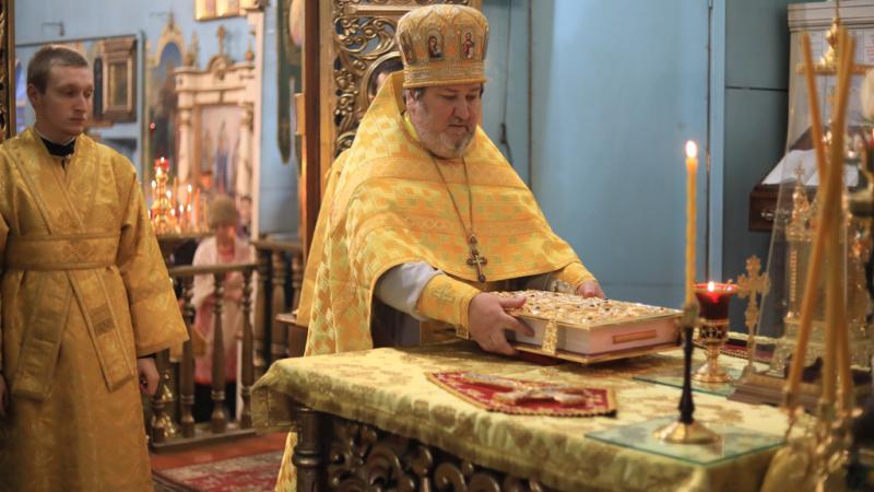 Настоятель храма святителя Николая Валерий Татаркин умер от коронавируса