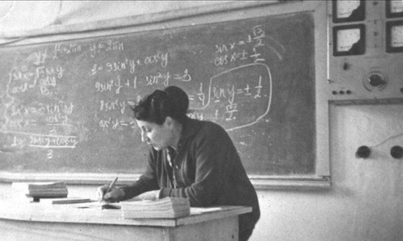 Вера Орехова 49 лет проработала учителем