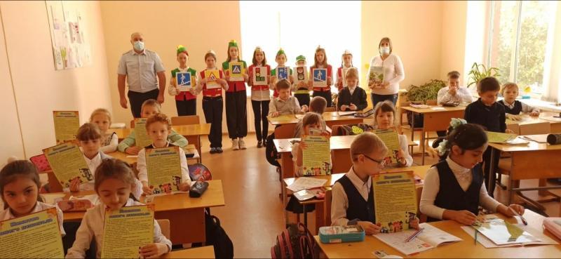 В Шахтах прошел конкурс «Безопасное колесо»