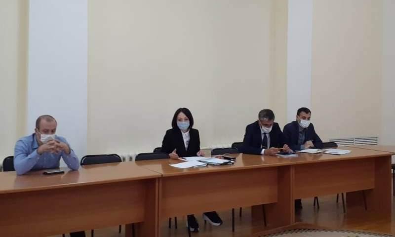 В ковидном госпитале города Шахты проходят лечение 62 шахтинца (ВИДЕО)