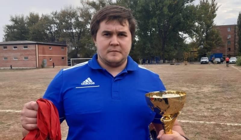В Шахтах завершился чемпионат города по футболу
