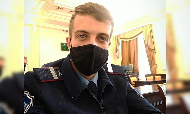Шахтинец Виталий Голотвин принял участие в Учредительном съезде Союза казачьей молодежи России