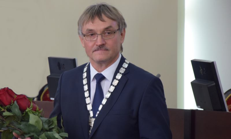 Председателем городской думы-главой города Шахты избран Андрей Горцевской