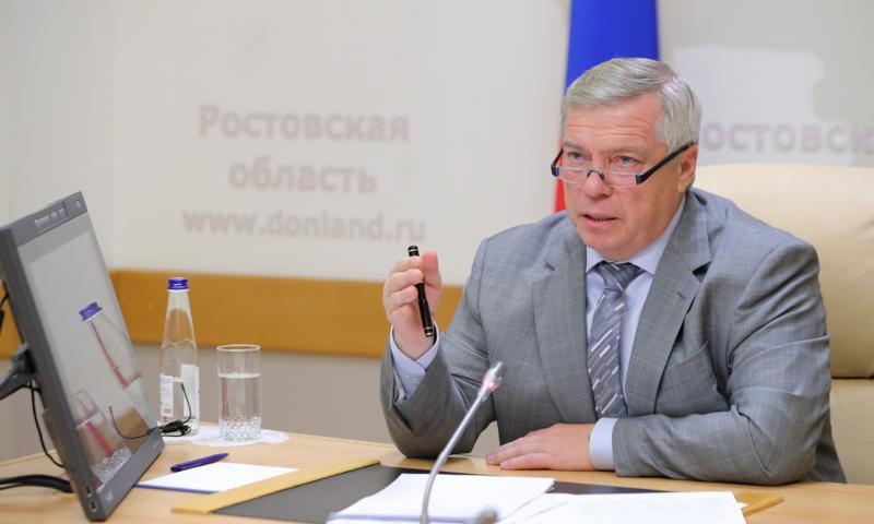 Василий Голубев: «Задача – не допустить новых пожаров»