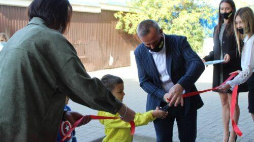 В поселке ХБК открылся новый зал для тхэквондо
