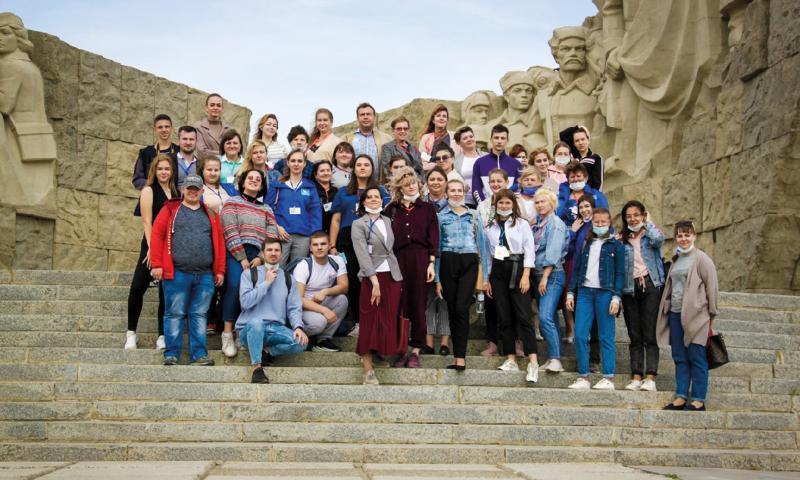 Школа медиаволонтеров, или Как за три дня посетить все города Ростовской области